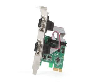 Dark RS232 Seri Bağlantı PCI Express x1 Kart