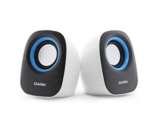 Dark SP100 1+1 Multimedia USB Speaker