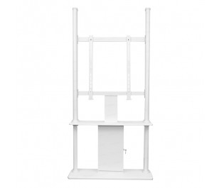 "Dark VZ17 Digital Signage Display Stand (45""-55"")"