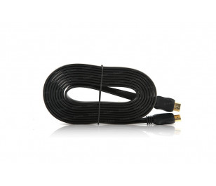 Dark v1.4 Slim HDMI 3m,4K / 3D ve Ağ Destekli Altın Uçlu Kablo