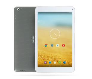 "Dark EvoPad 3G S1047 10.1"" Quadcore IPS 1.5GB / 16GB 3G'li Beyaz Tablet"