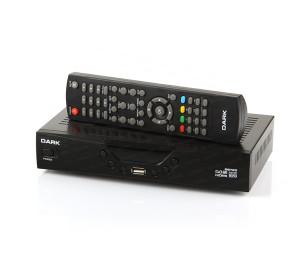 Dark SBT20 Dijital Karasal HD Yayın Alıcısı