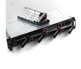 "Dark ServerNet 2U 4x8cm Fan Yuvalı 500W 8x3.5"" Server Kasa"