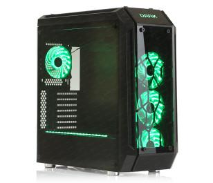 DARK SuperNOVA USB 3.0, 4x 12cm RGB Fan, Uzaktan Kumandalı, Pencereli 750W 80+ Bronze ATX Kasa