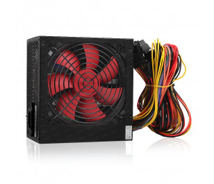 Dark Force 500W 3xSATA, 3xIDE 6+2Pin PCI-E Güç Kaynağı