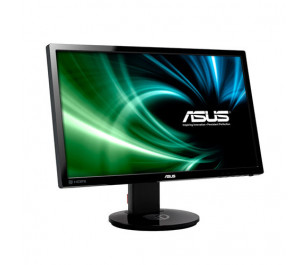 Asus VG248QE 1ms 24'' Full HD 144Hz Wide Screen Pivot Gaming Led Monitör (Siyah) (Nvidia 3D Vision Destekli)
