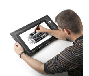 "Hanvon ESP2210 21.5"" Full HD LCD Grafik Tablet"