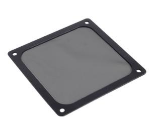 SilverStone 12cm Mıknatıslı Ultra İnce Siyah Fan Filtresi
