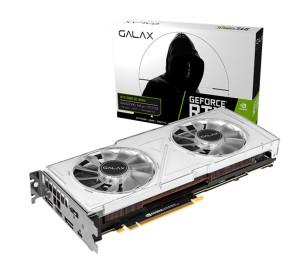 GALAX GeForce® RTX 2080 OC White Dual Fan 8GB GDDR6 256-Bit 3x DP1.4, HDMI 2.0b, USB Type-C PCI-Express Ekran Kartı