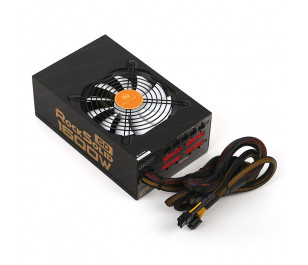 High Power 1600W Rock Solid Pro 80+Gold Güç Kaynağı