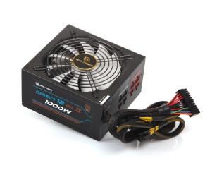 High Power Direct12 1000W 80+Bronze 13.5cm Fanlı Güç Kaynağı