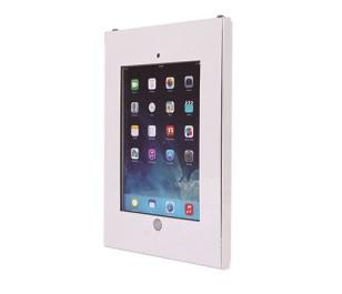 """Dark iPad 2/3/4/Air/Air 2 & 9.7"""" iPad Pro Uyumlu Duvar Monte Kilitli Tablet Tutucu"""