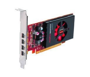 AMD FirePro W4100 2GB 128Bit GDDR5 Ekran Kartı