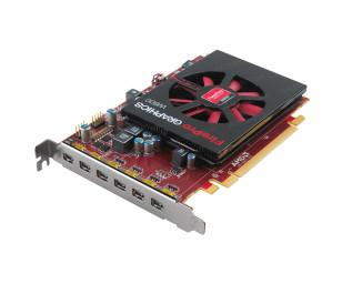 AMD FirePro W600 2GB GDDR5 128 Bit 6xMiniDP Profesyonel Ekran Kartı