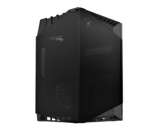 Silverstone Lucid Serisi LD03 3 x Tempered Glass Siyah Mini-ITX Kasa