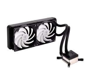 SilverStone Tundra TD02-E Intel 775/1155/1156/1150/1151/LGA2011/2066 AM2/AM2+/AM3/AM3+ Uyumlu Sıvı Soğutma Sistemi