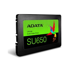 Adata SU650 480GB 520-450MB/s Okuma/Yazma SATA 6GB/s SSD