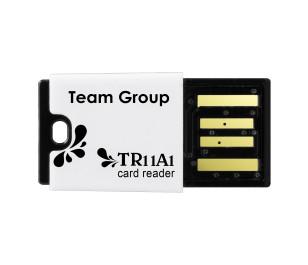 Team TR11A1 USB 2.0 Siyah Kart Okuyucu