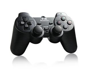 TX Shocker Çift Analog, Tireşimli,PC Gamepad