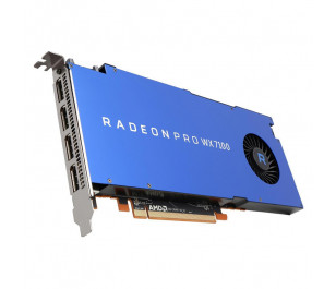 AMD Radeon Pro WX7100 8GB GDDR5 256-Bit 4x Display Port PCI-E Profesonel Ekran Kartı